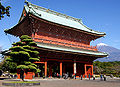 Sanmon of Taiseki-ji in 2009-11.jpg