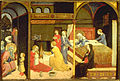 Sano Di Pietro - The Nativity of the Virgin - Google Art Project.jpg