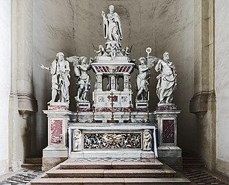 Santa Giustina (Padua) - Chapel of Arnaldo da Limena