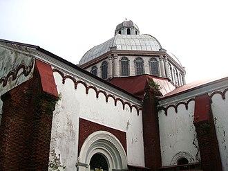 Roman Catholic Archdiocese of Nueva Segovia - Image: Santa Lucia Church