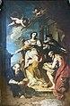 Santi Apostoli (Venice) - Santa Caterina d'Alessandria, Sant'Antonio Abate, San Girolamo e San Giovanni Nepomuceno Domenico Maggiotto.jpg