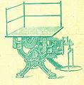 Schütte & Pöppe Fabrik hauswirtschaftlicher Maschinen Hannover-Linden Rechnung 1909-01-16 Rückseite Detail IIIIIIII.jpg