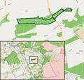 Schloß Holte-Stukenbrock - NSG Wehrbachtal - Map.png