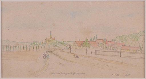 Schloss Wellenburg mit Radegundis