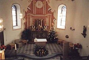 Schneppenbach - Hauptstraße 39 – Saint John the Baptist's Catholic Church