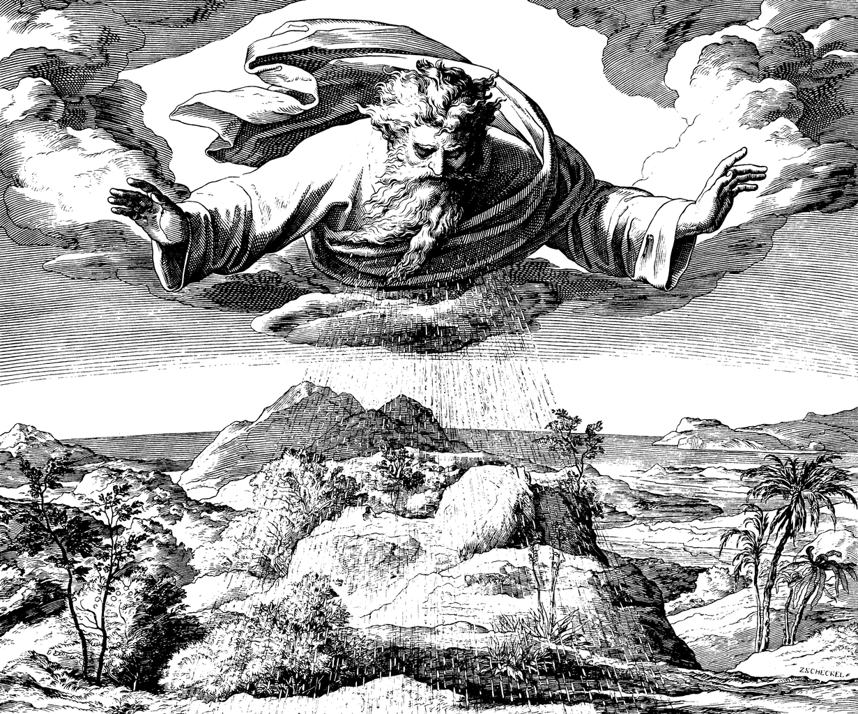 Image Result For God Creating Man