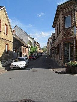 Schulstraße in Mainz