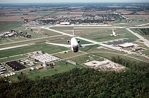 Scott AFB Aircraft
