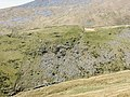 Scree covered slope of the Esgair Ceunant ridge - geograph.org.uk - 437196.jpg