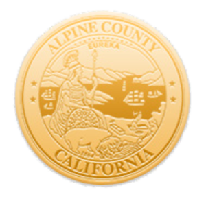 Alpine County, California - Image: Seal of Alpine County, California