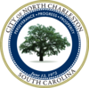 Official seal of North Charleston, South Carolina