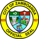 Official seal of Zamboanga City