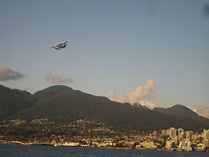 North Vancouver (district municipality) - View of North Vancouver