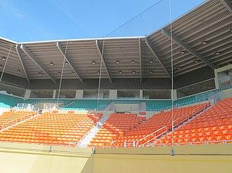 Liga de Béisbol Profesional Roberto Clemente - Image: Seats in cholo