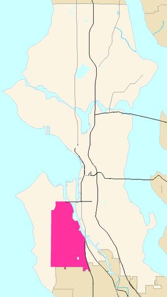 Delridge, Seattle - Delridge