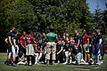 Seattle Marines, NFL coaches host football camp in Renton 150614-M-MM918-012.jpg