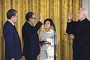Sec of State Kissinger