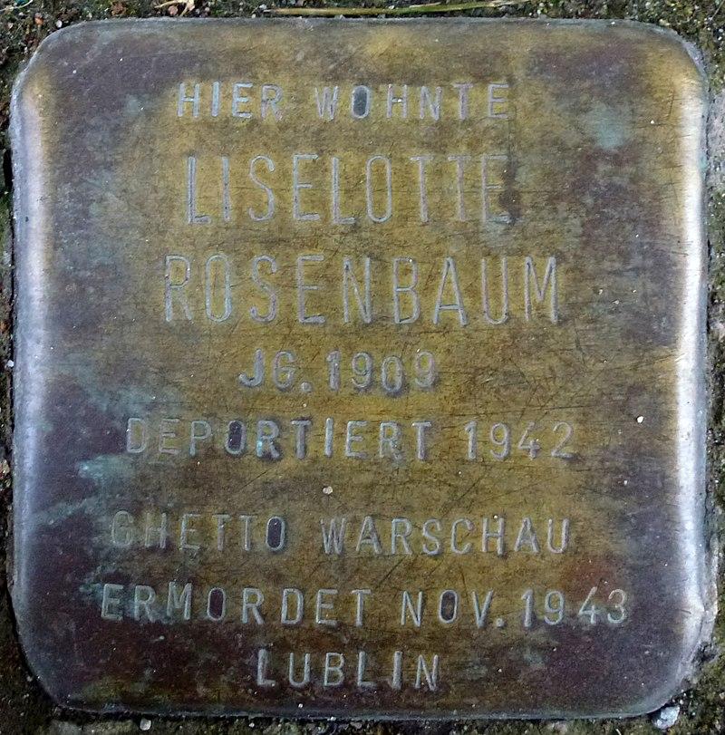 Liselotte Rosenbaum
