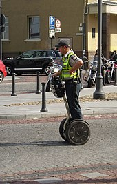 City Segway Tours Paris France