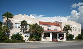 Indiantown, Florida - The Seminole Inn today