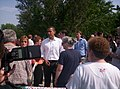 Sen. Barack Obama visits Boone (558445142).jpg