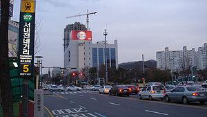 西大田ネゴリ駅's relation image