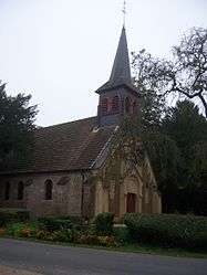 The church in Serley