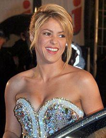 Shakira - Discographie (20 Albums) [1991-2010]