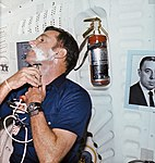 Shaving in Space (7678548374).jpg