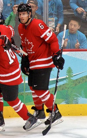 Shea Weber - Image: Shea Weber Canada