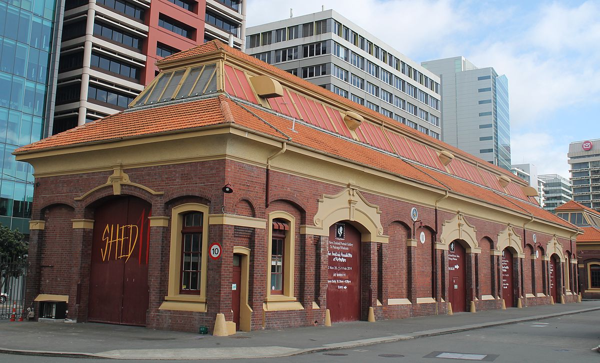 New Zealand Gallery: New Zealand Portrait Gallery