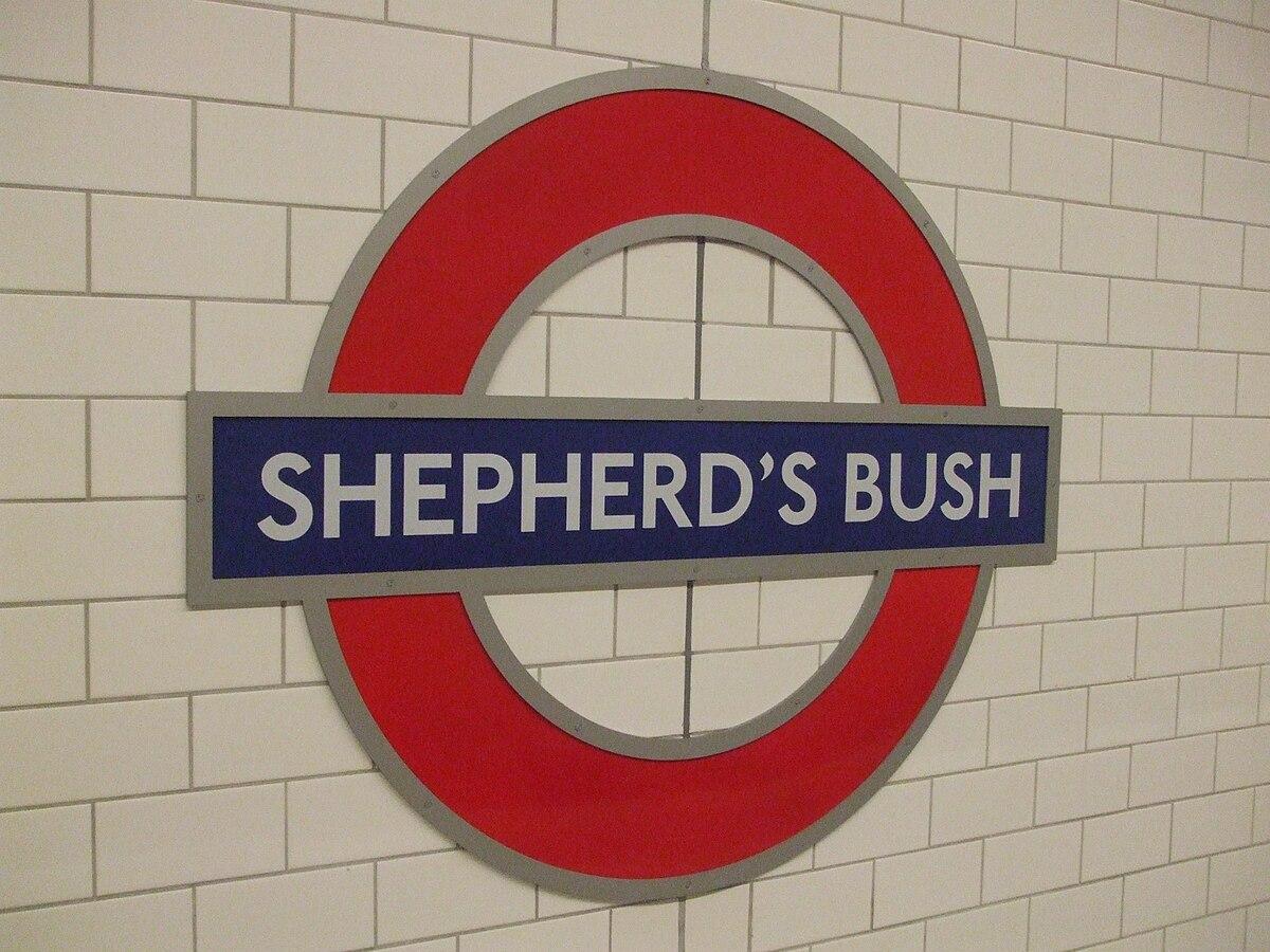 Stations Around Shepherd U0026 39 S Bush