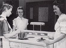 220px Shimer_College_Home_Economics_cooking_1942 home economics wikipedia,Design For Living Home Ec Book