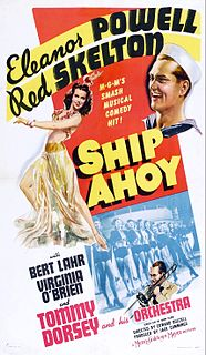 <i>Ship Ahoy</i> 1942 film by Edward Buzzell