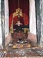 Shiva lingam in Bull Temple.jpg