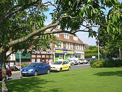 Shopping Parade at Brookmans Park - geograph.org.uk - 33156.jpg