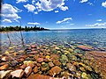 Shore of French River.jpg