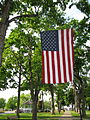 Shrewsbury Common U.S. flag display for Memorial Day.jpg