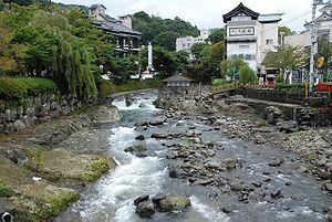 Izu, Shizuoka - Shuzenji hot spring resort