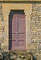 Side door of the Church of Cornusson.jpg