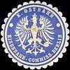 Siegelmarke Königliche Ostbahn - Eisenbahn - Commission Berlin W0219503.jpg