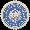 Siegelmarke K. Bezirksamt Edea W0379009.jpg