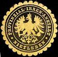 Siegelmarke Provinzial - Irren - Anstalt - Nietleben W0205441.jpg