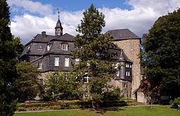 Siegen Oberes Schloss Ost