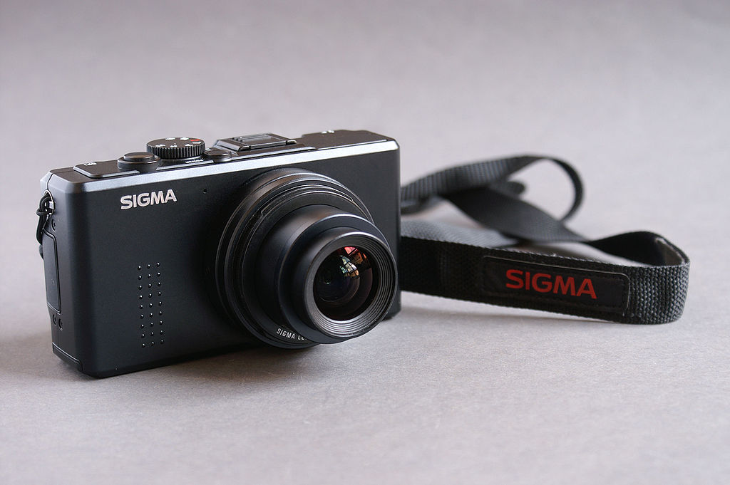 compact camera example