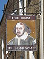 Sign for The Shakespeare - geograph.org.uk - 878653.jpg