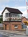 Signal box at Ponytzpass Railway Station - geograph.org.uk - 1400400.jpg