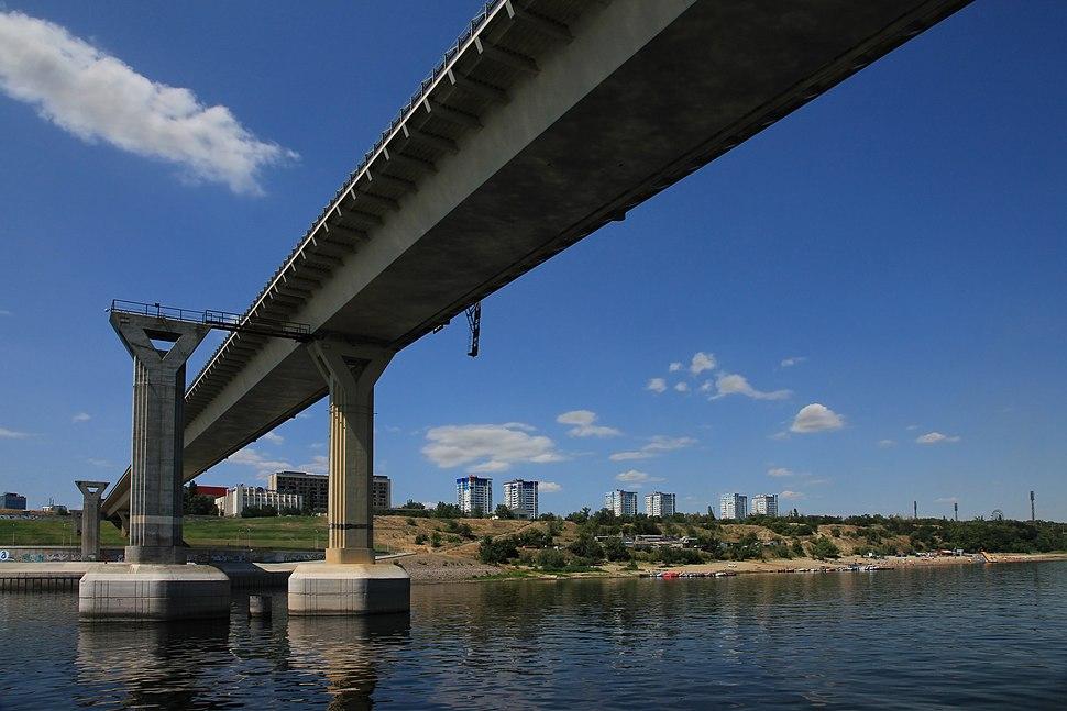 Sild Volgogradis üle Volga jõe