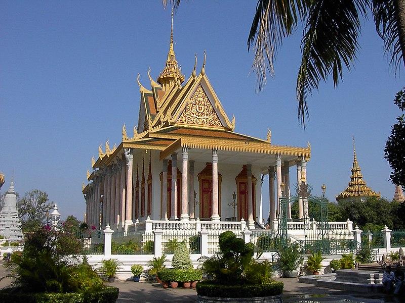 File:Silver Pagoda, Phnom Penh.jpg