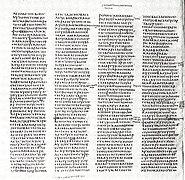 Sinaiticus text